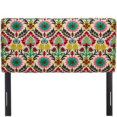 Full Upholstered Headboard (Santa Maria Desert Flower)