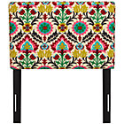 Santa Maria Desert Flower Twin Upholstered Headboard