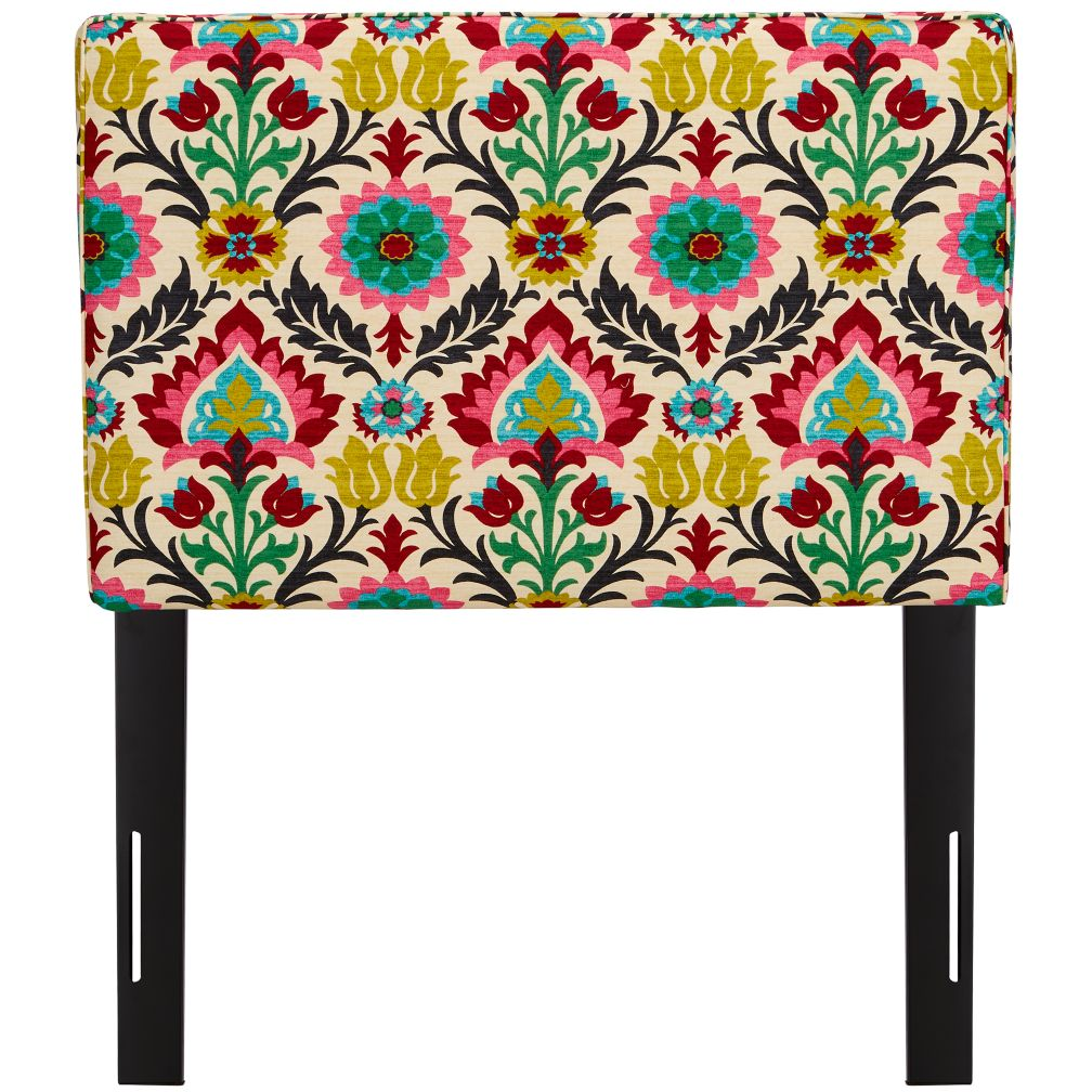 Twin Upholstered Headboard (Santa Maria Desert Flower)