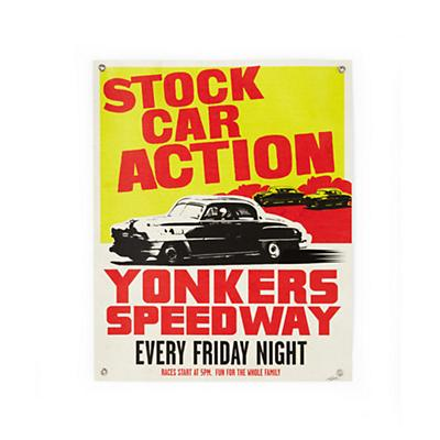 WallArt_BAnner_Action_StockCar_LL
