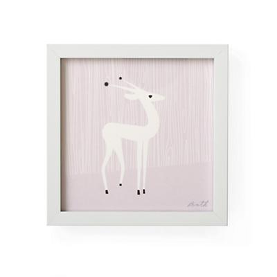 Doe Friends Wall Art