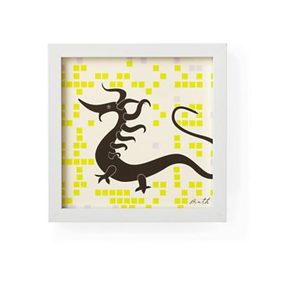 Dragon Friends Wall Art