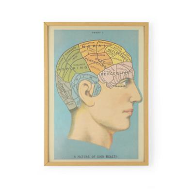 If I Only Had A Brain Framed Wall Art