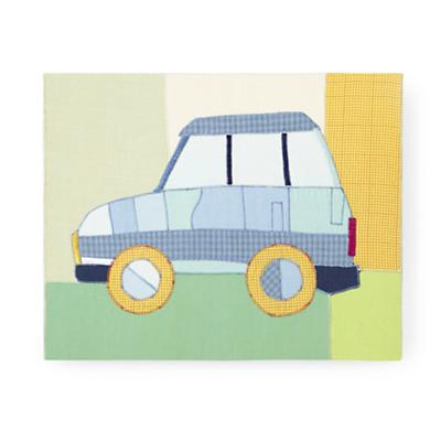 Transportation Sensation Wall Art (Car)