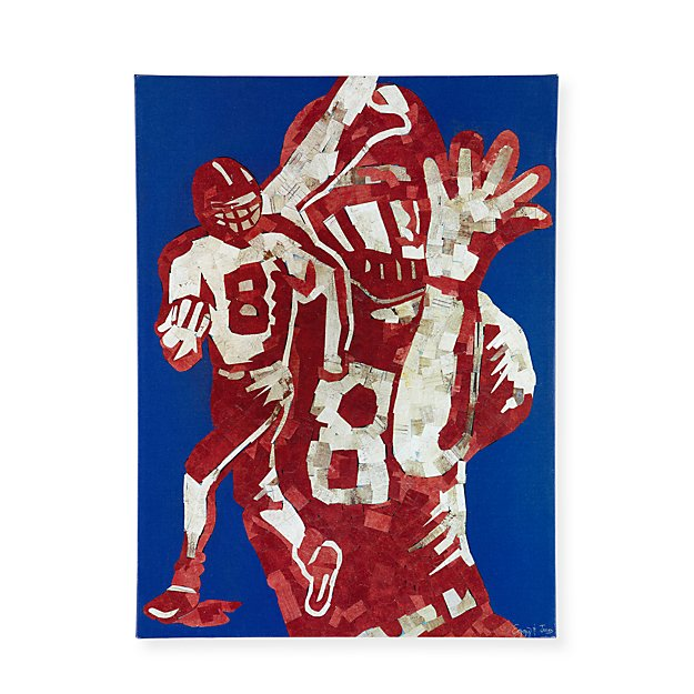 Home Team Football Wall Art