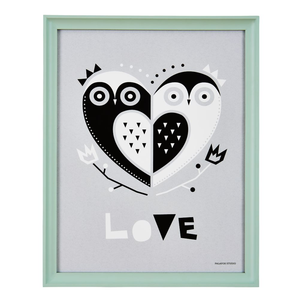 Owl Always Love You Framed Wall Art
