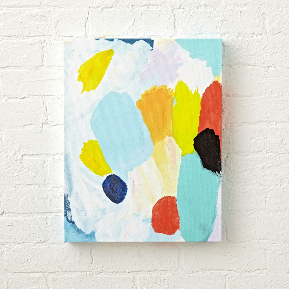 Abstracted Canvas Wall Art