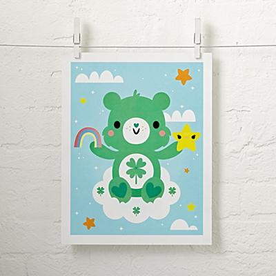Wall_Art_Care_Bears_Good_Luck