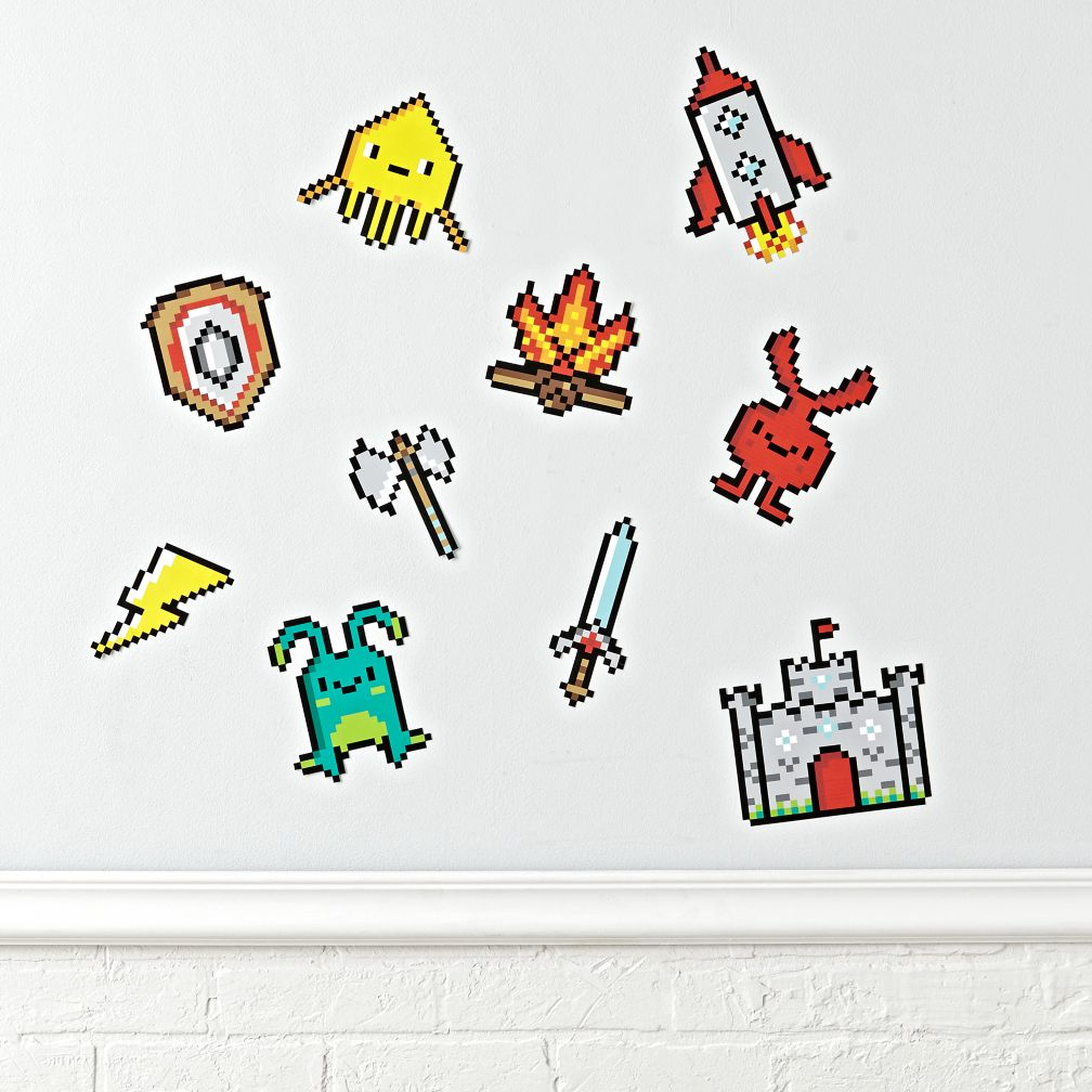 Video Game Decals