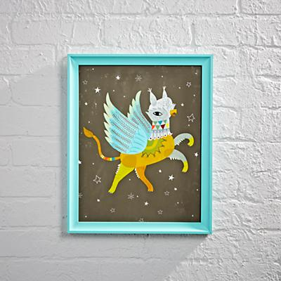 Griffin Framed Wall Art