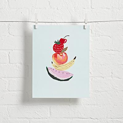 Fruitstack Wall Art