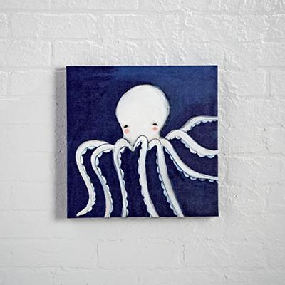 Wall_Art_Ocean_Animal_Octopus