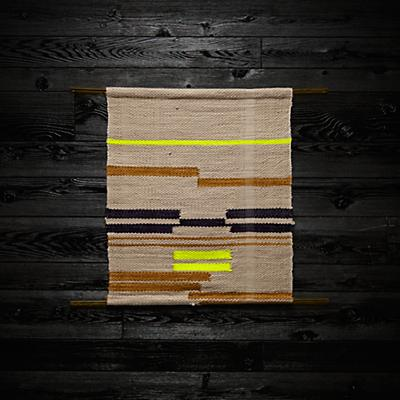 Puzzle Weaving by Dee Clements and Michelle Kohanzo