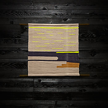 Trailing Weaving by Dee Clements and Michelle Kohanzo