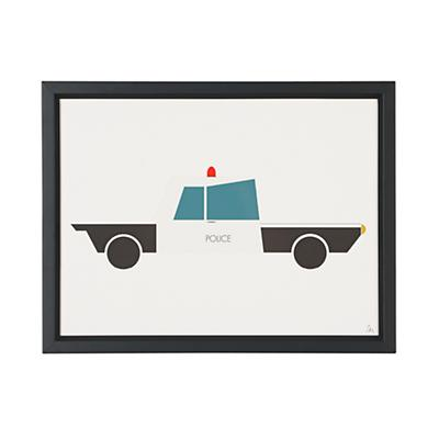 Wall_Art_Time_Ride_Police_Car_406602_LL