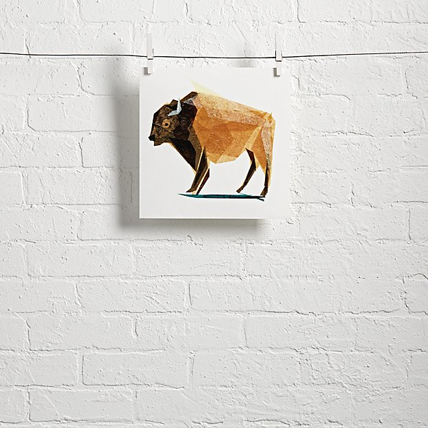 Buffalo Wall Art