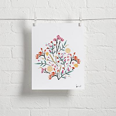 Burst Wall Art