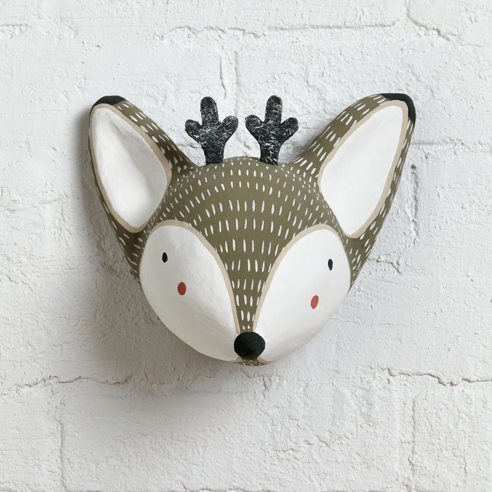Forest Pop Wall Decor Deer