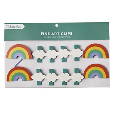 Fine Art Clips (Rainbow)