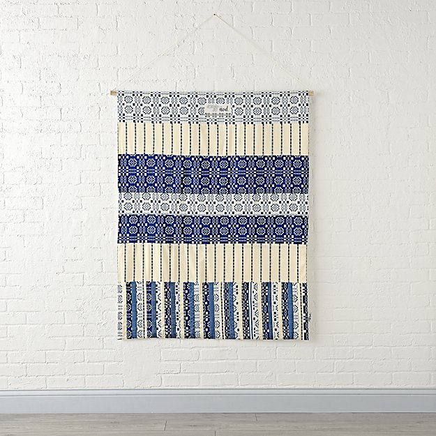 Ace & Jig Wall Hanging