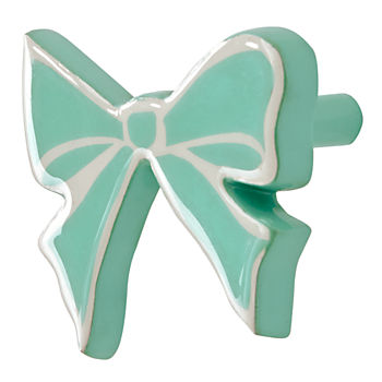 Mint Bow Wall Hook