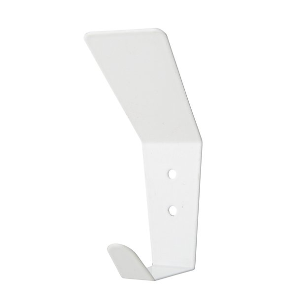 Every Which Way Wall Hook (White)
