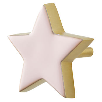 Twinkle Twinkle Light Pink Wall Hook