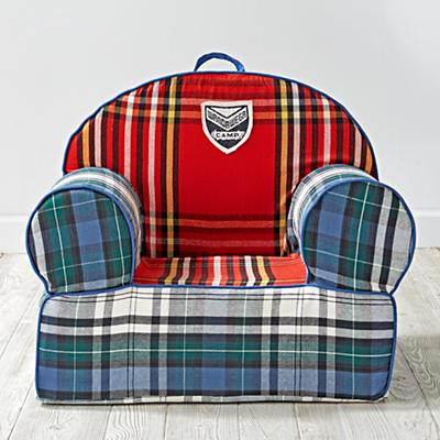 Executive Nod Chair (Northwoods Plaid)