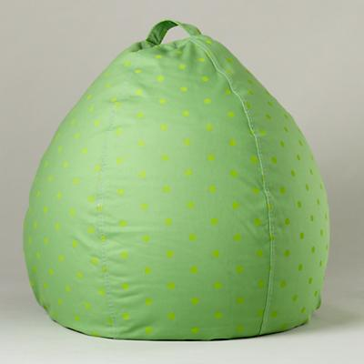 "40"" Bean Bag Cover (Green Dots)"