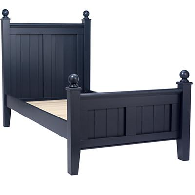 Walden Twin Bed (Midnight Blue)