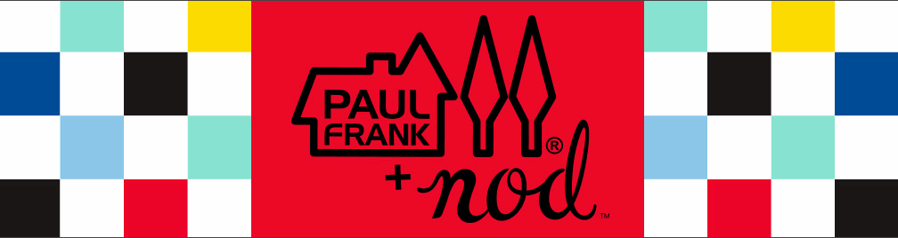 Paul Frank for Nod
