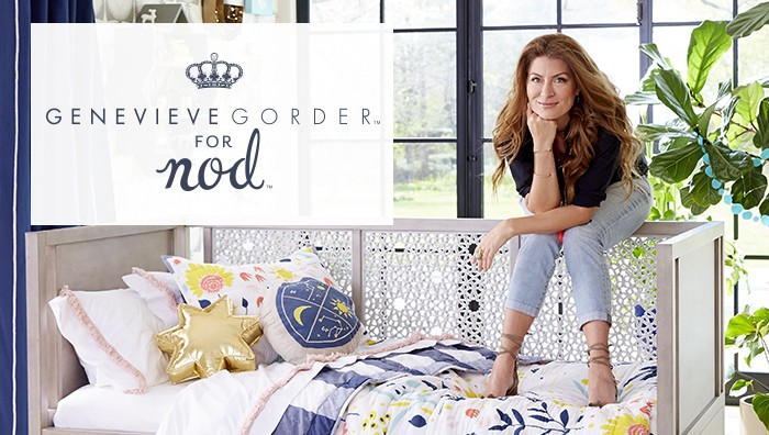 Genevieve Gorder for Nod