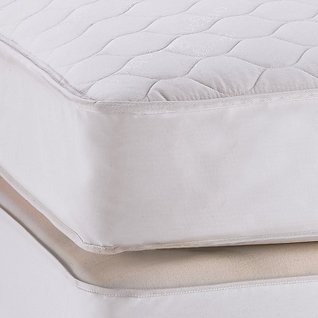 Naturepedic 2-in-1 Organic Twin Mattress