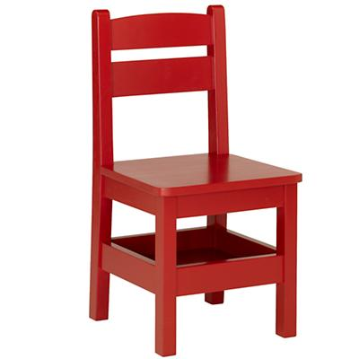 Storage Chair (Tomato)